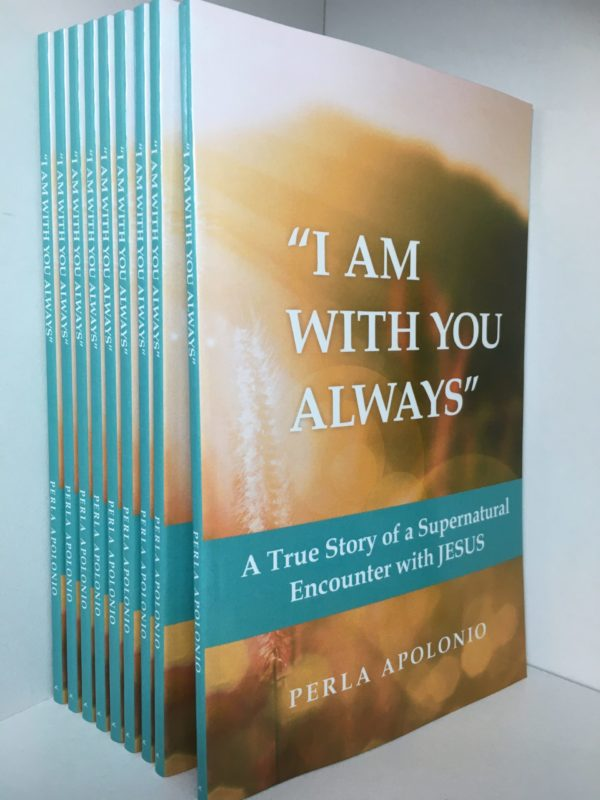 "Jesus is with us always | Supernatural Encounter with Jesus | 'I Am with You Always"" (book)"