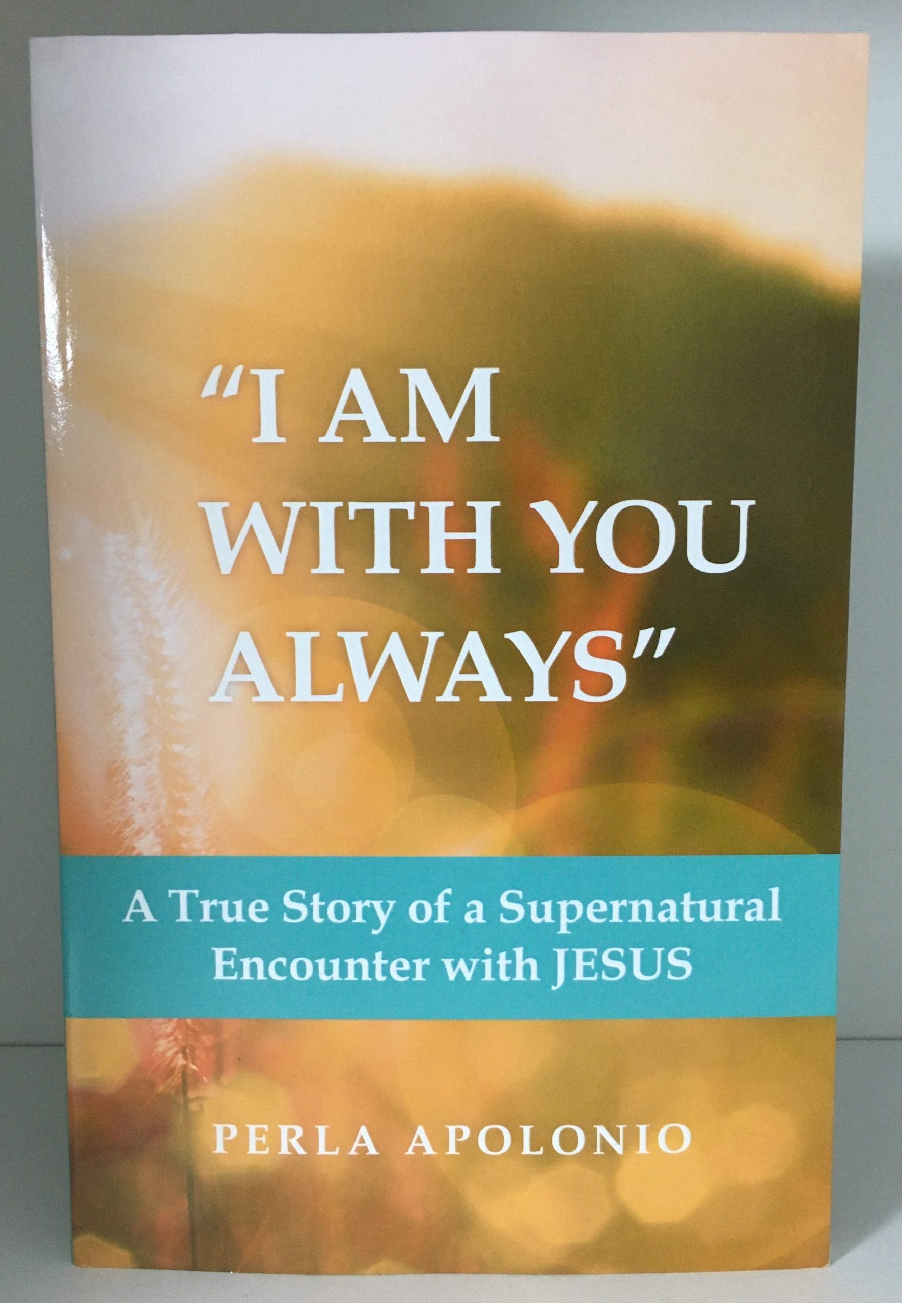 "Is God real? ""I Am with You Always"" book tells a true story of a supernatural encounter with Jesus"